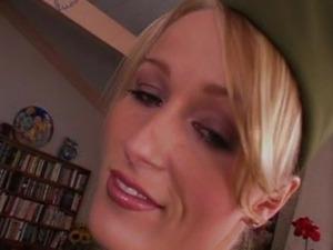 Sharon Wild - Army anal