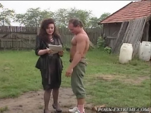 Peasant Guy Ruined Asshole Of R ... free