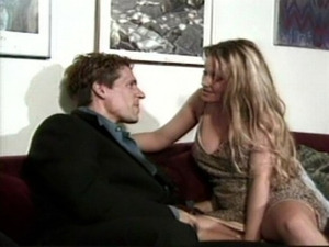 Pam Anderson clone getting screwed