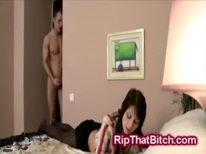 Horny naked perv forces an inno ... free