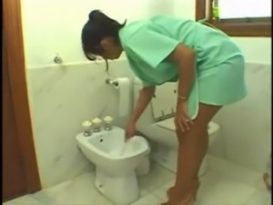 BRAZILIAN GIRL - MAID SERVICE # ... free