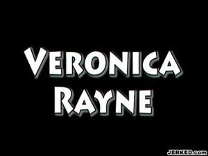 Sexy Brunette Veronica Rayne