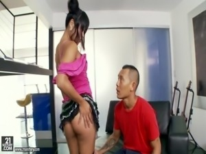 Hot asian chick banged hard 02 free