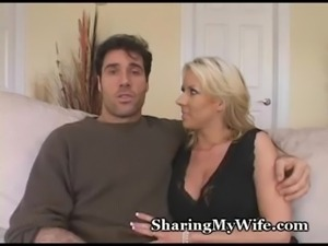 Hot Spouse Offered To Friend