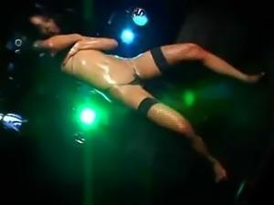 Micro Bikini Oily Dance Yoko