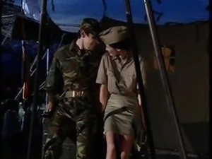 The Military Nurse  Sandra Key