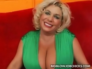 Big Girl, Big Blow Job - Claudia Marie