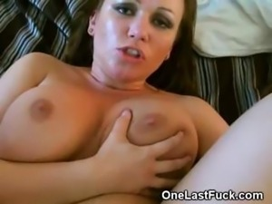 Big Titty Brunette Ex Girlfriend Fucked Point Of View