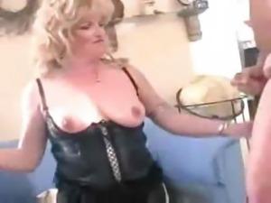 Mature Curvy Girl Orgy