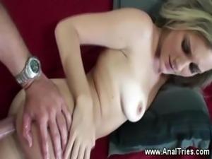 Blond loving anal sex with boyfriend