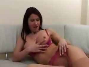 French Hottie Eva Karrera Gets Fucked And Jizzed