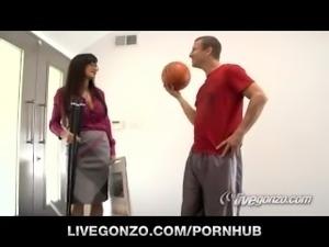 Hot for the Teacher with Lisa Ann