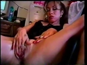 Hot upclose amateur squirt