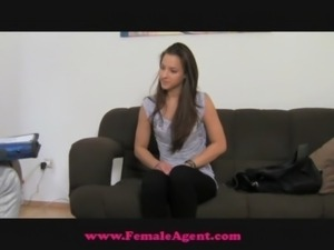 FemaleAgent Milf loves an incre ... free