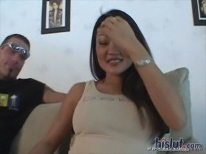 Lucy Lee is an Asian whore free