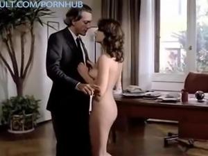 Maruschka Detmers nude scene compilation from Diavolo in corpo