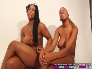 Real Lesbian Girlfriends Lickin ... free