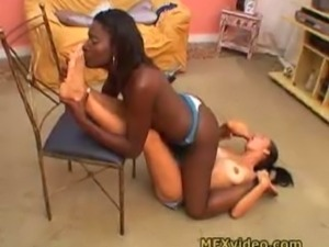 Brazil  Interracial Feet Worship 2