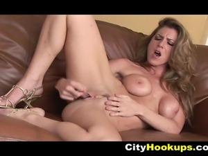 Watch this awesome porn video featuring the sexy hot horny busty babe Kayla...