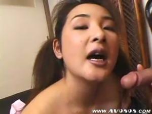 Nasty Japanese Chick w/ Big Tits
