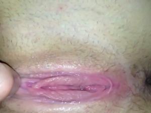 wet pussy masturbation pt4