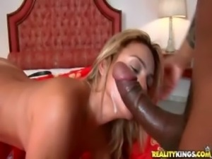 Diana Lins Sucks And Fucks A Bl ... free