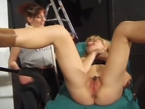 See this MILF whore takes on two horny guys. Watch her take their big hard...