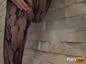 Soaked Stockings 02 - Scene 1 - Intense Industries