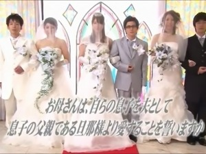 Crazy Japanse Wedding Trailer (REAL!!!)