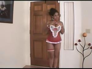 Sexy Maid Fantasy