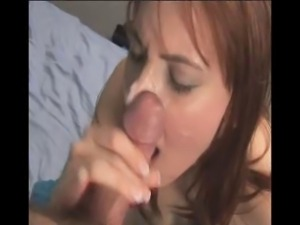 A hot American transsexual has two sexy fantasies