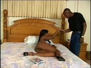 Vanessa Blue Big Black Boobs