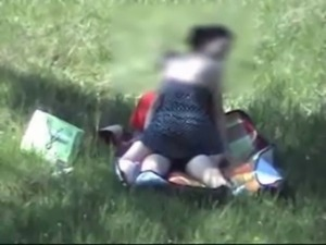 Amateur Sex in Public Park - EM ... free