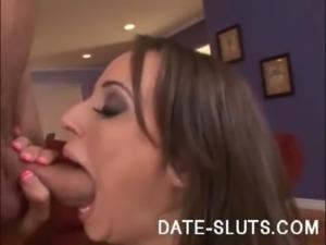 Babe Sucking Cock free