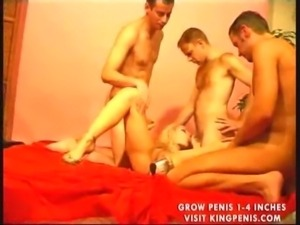 Cute blonde loves orgy 2 4 free