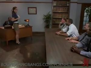 Graduation GangBang