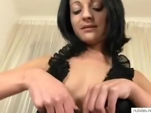 First porn video for petite amateur