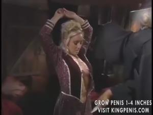 Hot, Flexible Blonde Sacrifices ... free