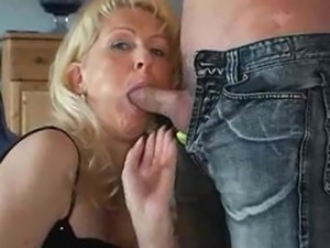 German Blonde Milf   Demilf.com