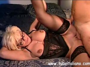 Italian Hot Mature Matura Italiana