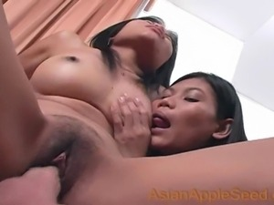 Thai LBFM Threesome