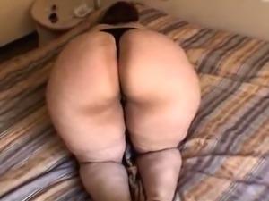 Super Big Butt BBW Anna & her Huge Fat Ass