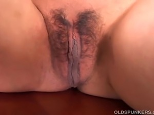 Gorgeous hispanic MILF lies back and gets her sexy cunt shaven by a kinky doctor
