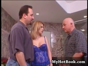 Kitty Johnson is a MILF with ou ... free