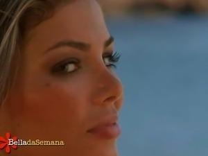 Tassiana Dumanis - Bella da Semana 01-2009