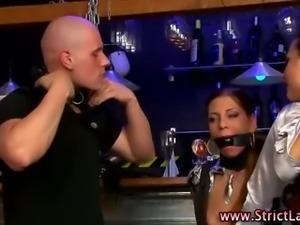 Mistress shows no mercy