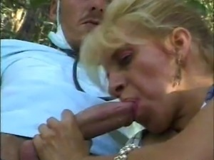 Mature assfucked and fisted