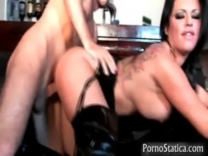 Kerry Louise sucking cock and fucks free