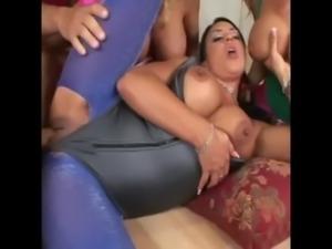 CFNM MILFs love sharing a hard cock free