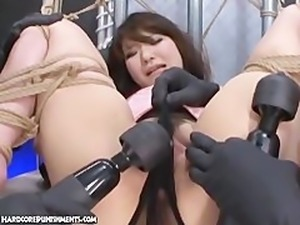 Japanese Bondage Sex  Pour Some Goo Over Me Pt 9